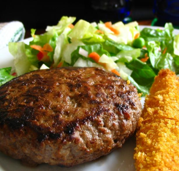 Donna's Seasoned Hamburger Patties