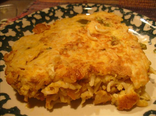 Ramen Omelet