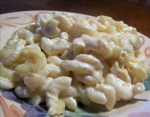 Cream-Cheesy Macaroni and Cheese