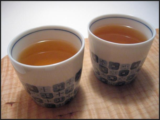 Kree's Stomach Soothing Tea