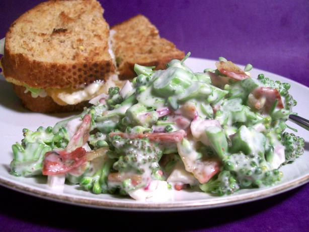 Kelly's Broccoli Salad