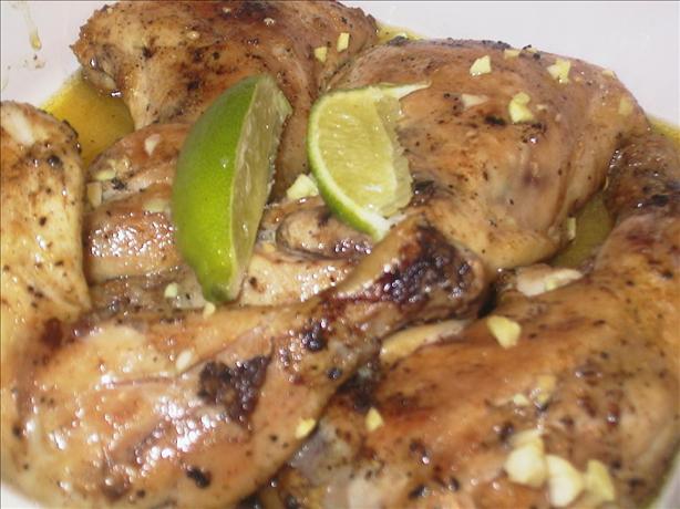 Simple Summer Chicken