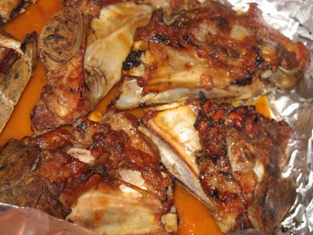 Steph's Pork Riblets