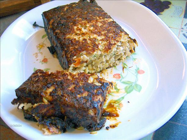 Turkey Loaf With Balsmic Honey Mustard
