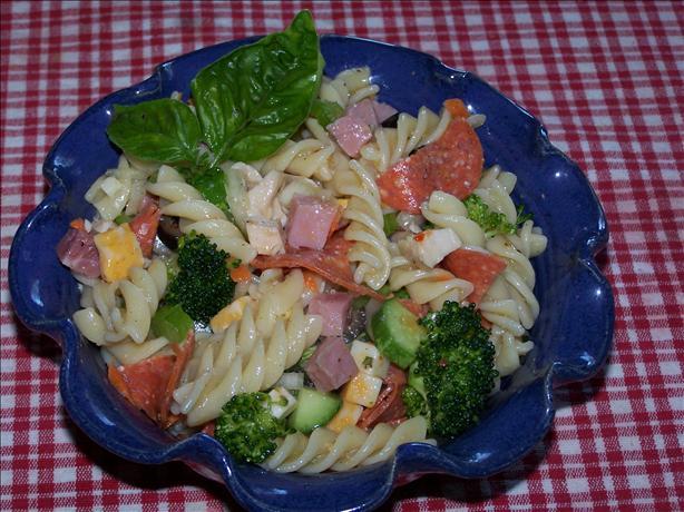 Aunt B's Pasta Salad