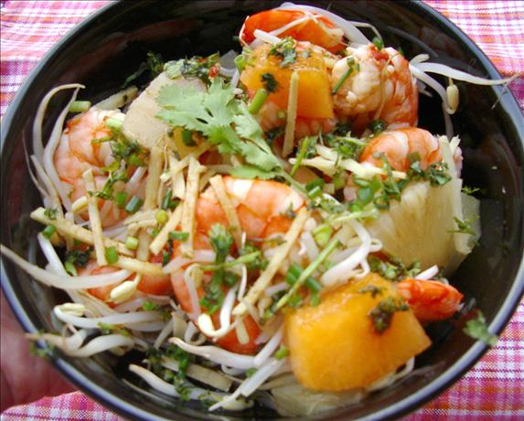 Fruity Salad With an Asian Touch