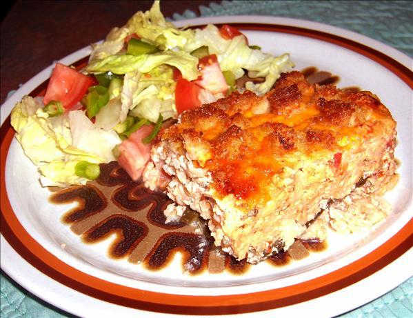 Zucchini Lasagna Casserole (no Pasta)