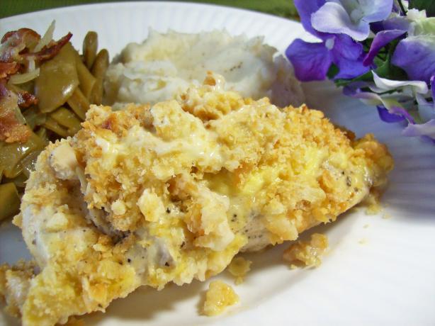 Creamy & Buttery Chicken Bake
