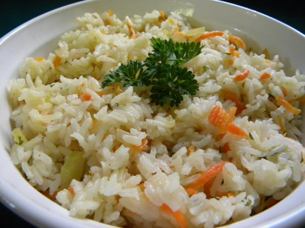 Vegetable Confetti Rice