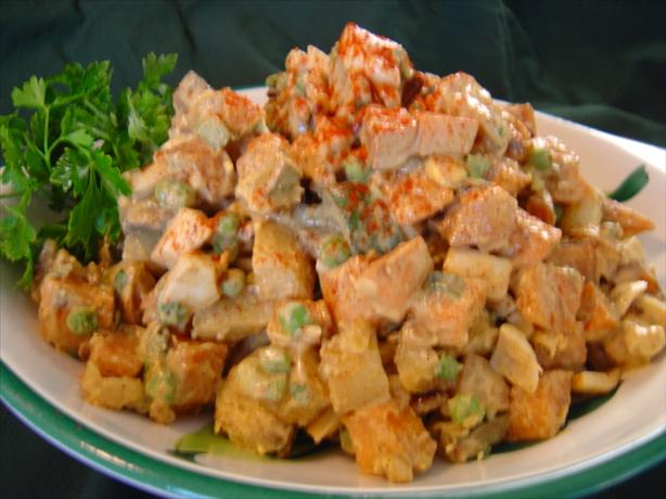 Southwest Potato Salad