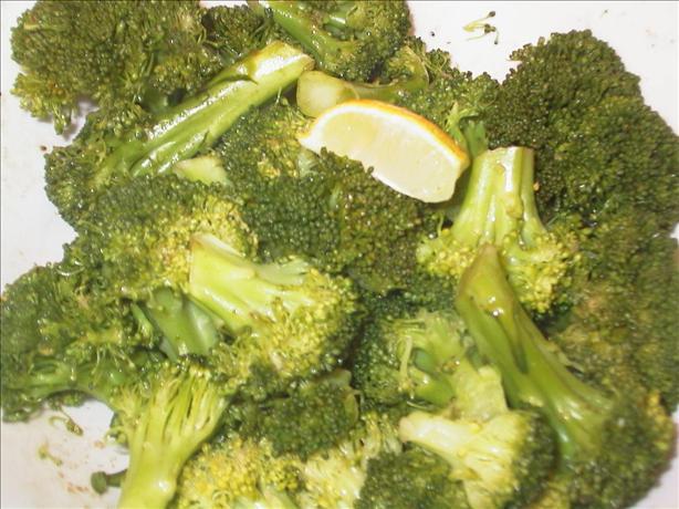 Broccoli Florets Balsamic