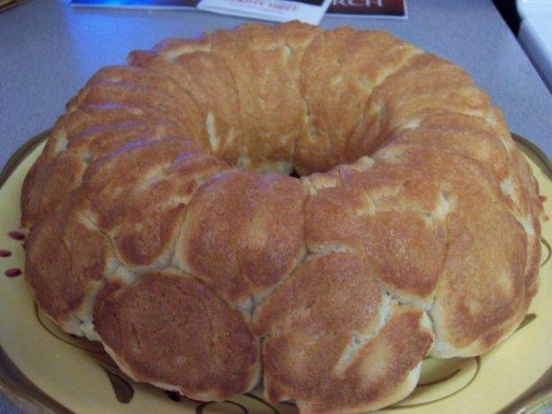 Nana's Pull-Apart Bread