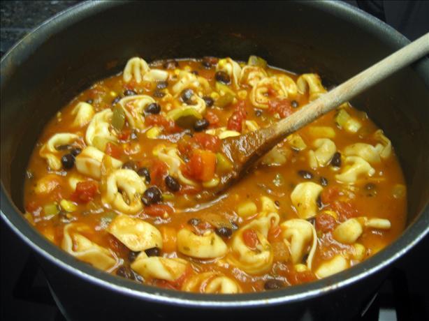 Karen's Tortellini Soup