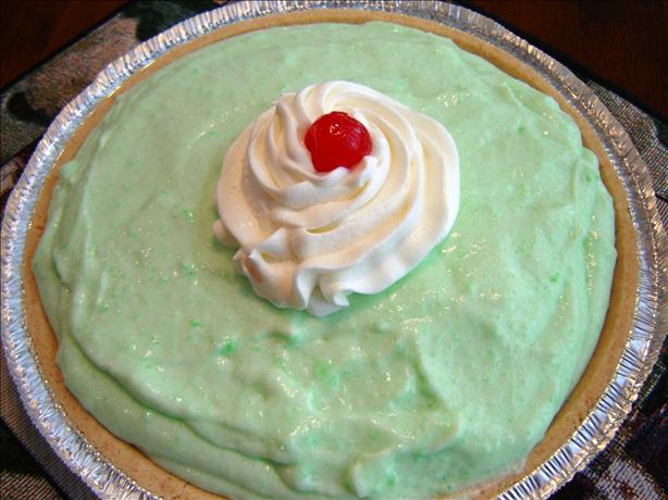 Refreshing Lime Pie