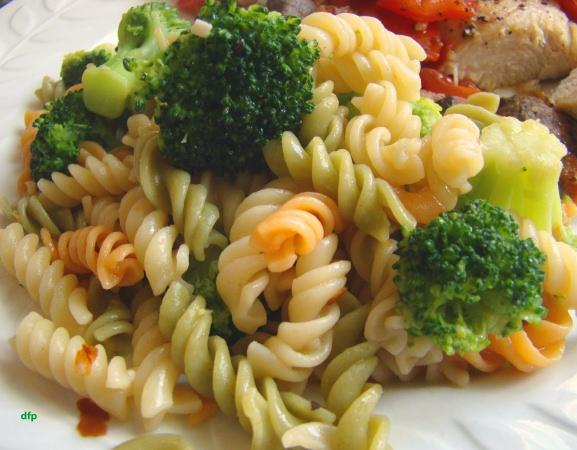 Fusilli & Broccoli