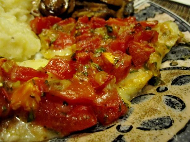 Haddock Pizzaiola