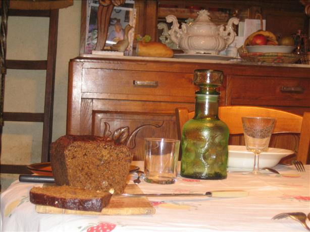 California Breakfast Bread
