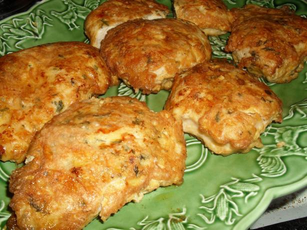 Elena's Chicken Francese
