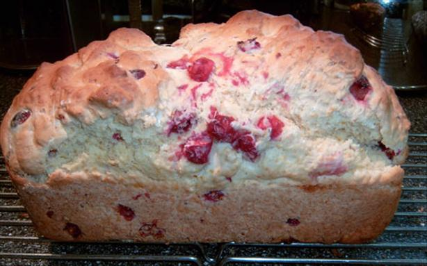 Mum's Cranberry Bread