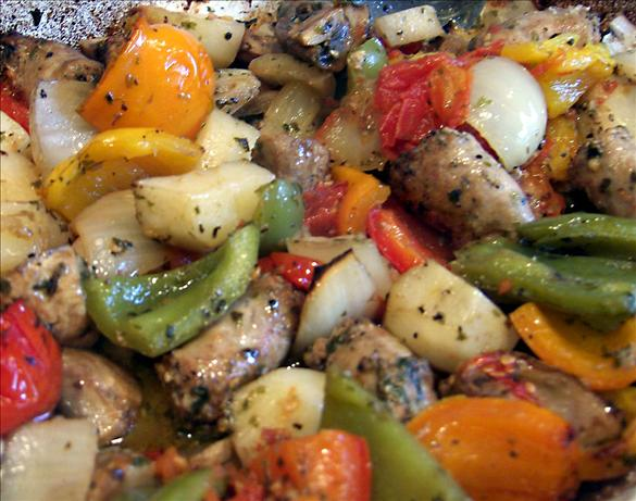 Sausage, Peppers and More