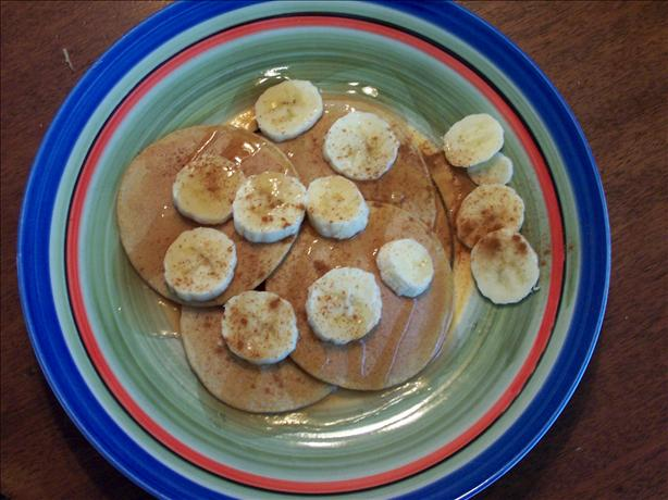 Milk Free Oatmeal Pancakes (Whole Foods)