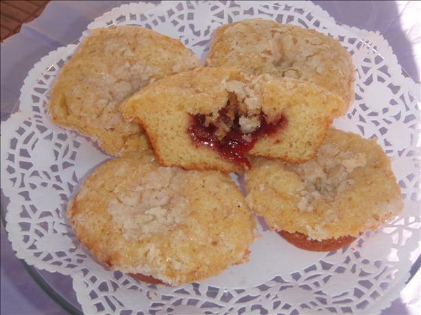 Lemon Streusel Muffins