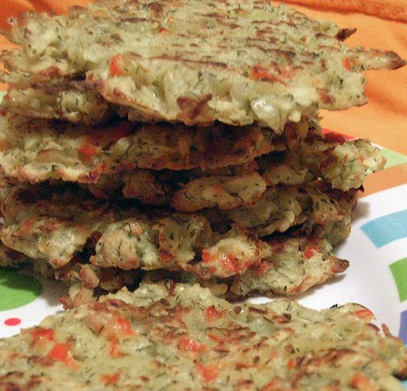 Parsnip Patties