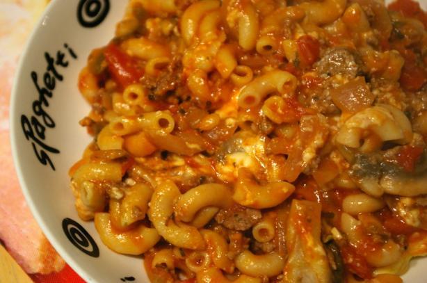 Creole Macaroni 8 Ww Pts.