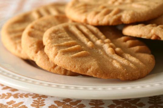Cookie Jar Peanut Butter Cookies