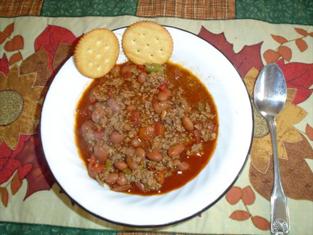 Four Alarm Chili