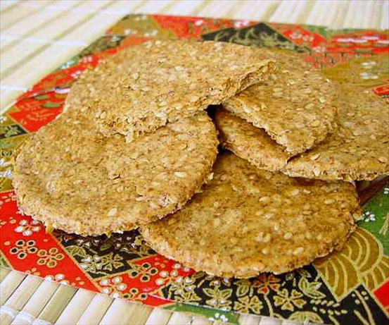 Sesame Thins (crackers)