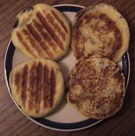 Ho Dduk (Korean Pancakes)