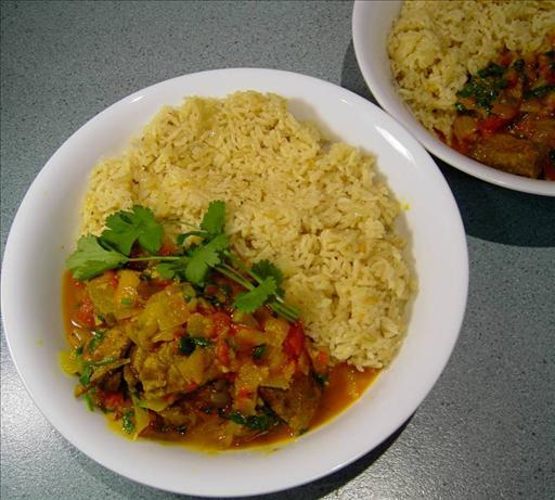 Pahadiya Lamb Tarkari