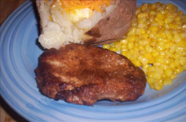Wake-Up-Your-Tastebud Pork Chops