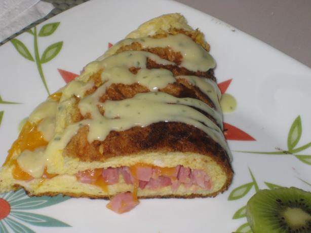 Souffle Omelet (Puffy Omelet)