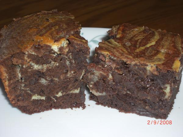 German Marbled Chocolate Cake