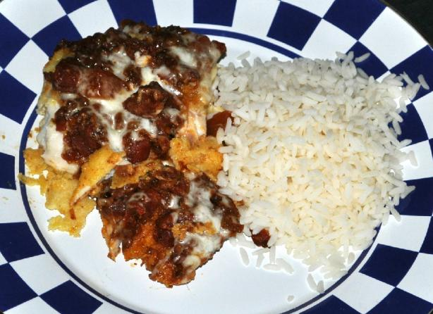 Mexican Baked Fish