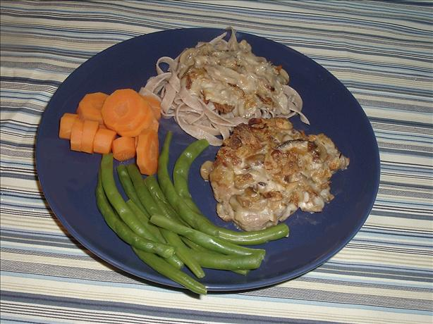Souper Pork Chops