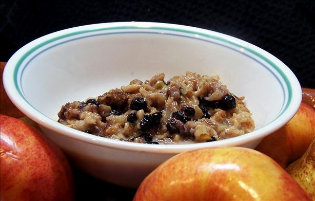 Baked Pennsylvania Dutch Oatmeal