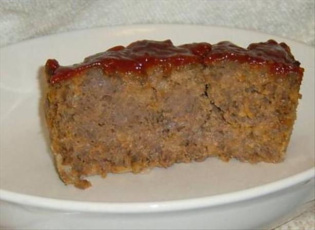 Steve's World-Best Meatloaf