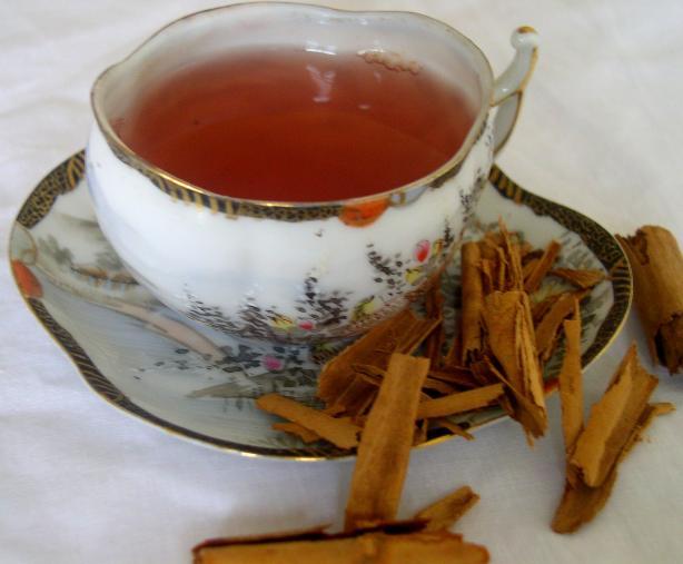 Shai Ma Irfeh( Cinnamon Tea)