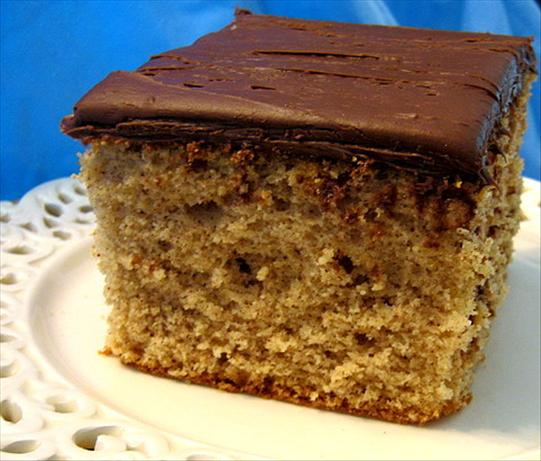 Kato's Golden Spice Cake