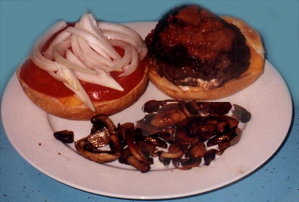Carne Asada Burger