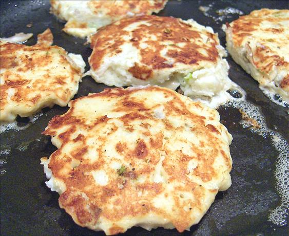 Potato and Apple Pancakes