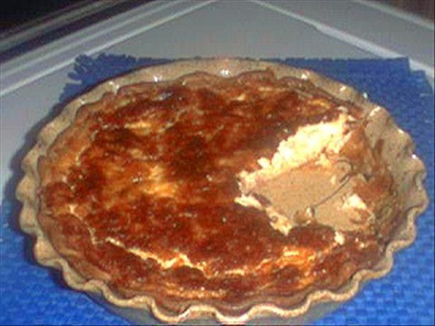Barbara Tyson's Ham Quiche