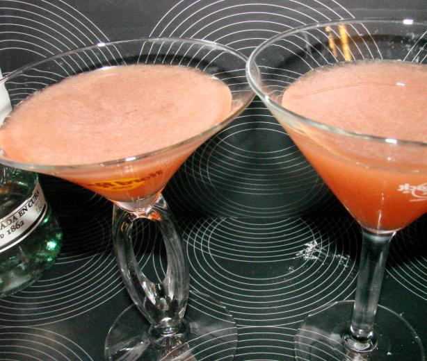 Cognac Cosmopolitan