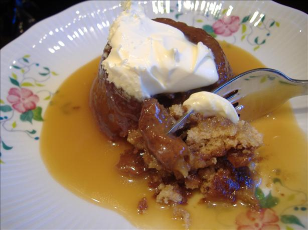 Sticky Toffee Pudding Cakes