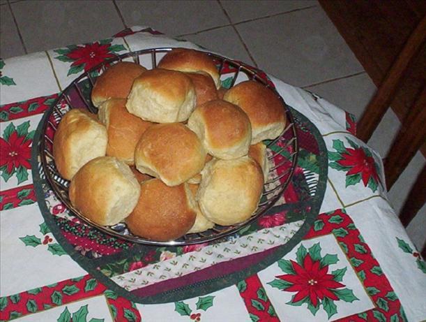 Ruth's Mazola Buns