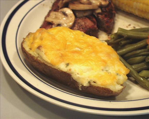 Cattlemen's Club Twiced Baked Potatoes