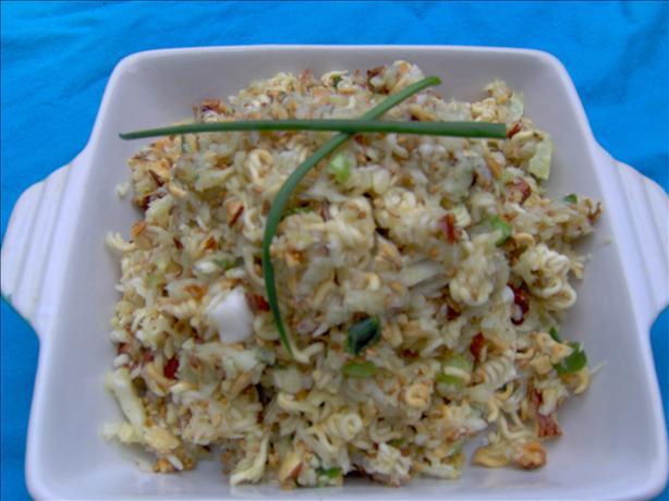 quick oriental coleslaw